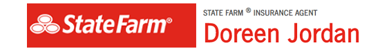 Doreen Jordan-State Farm Insurance logo