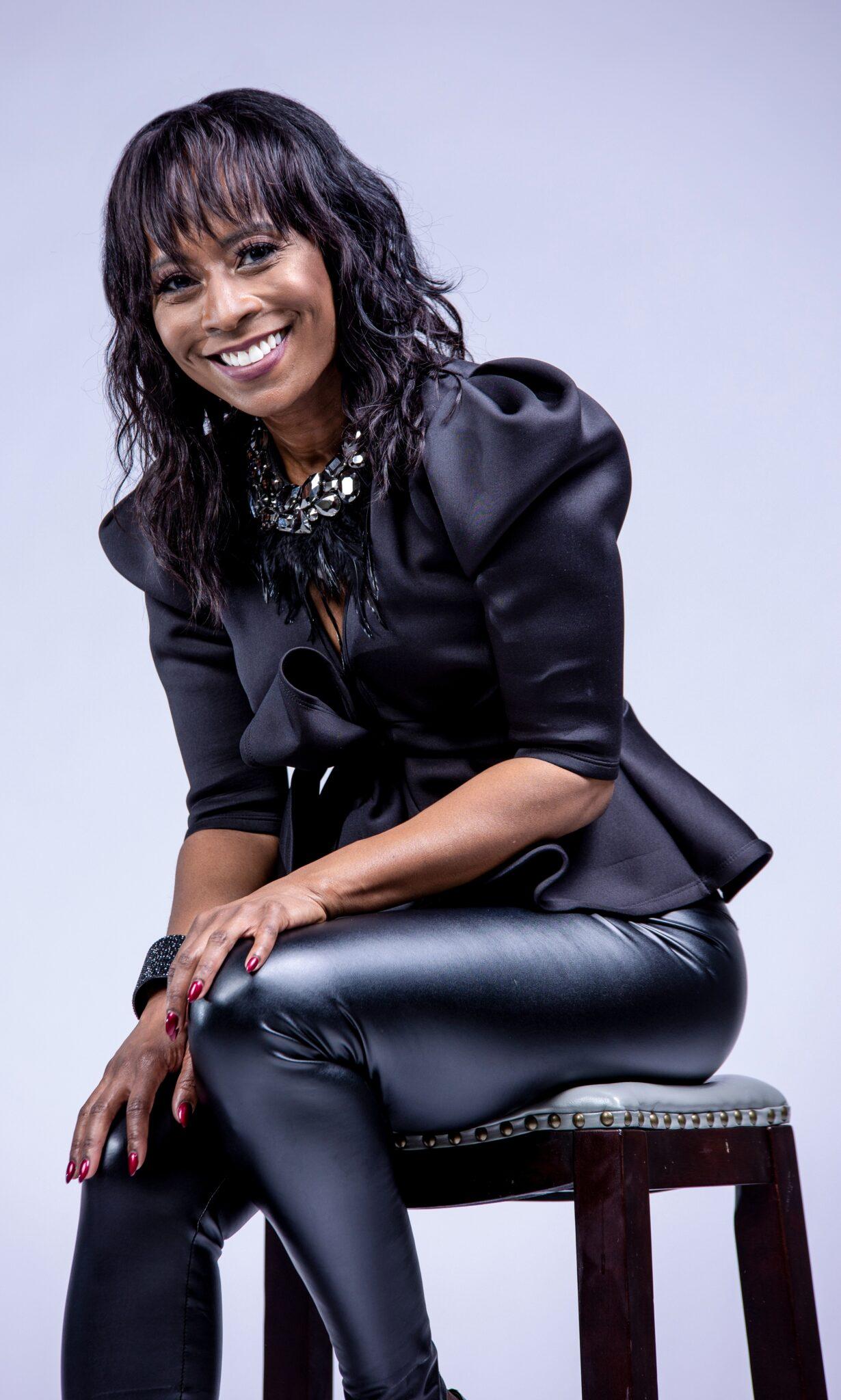 Professional Shot of the Founder, Rachel Jackson