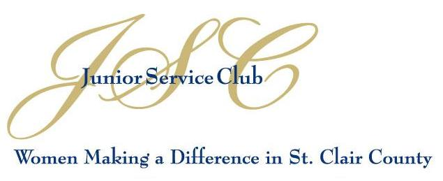 Junior Service Club of St. Clair Country logo