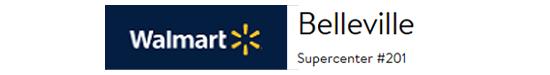 Walmart, Belleville logo